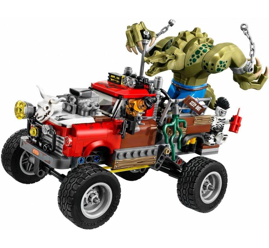 70907  Batman Movie  Kiiller Croc Monstertruck