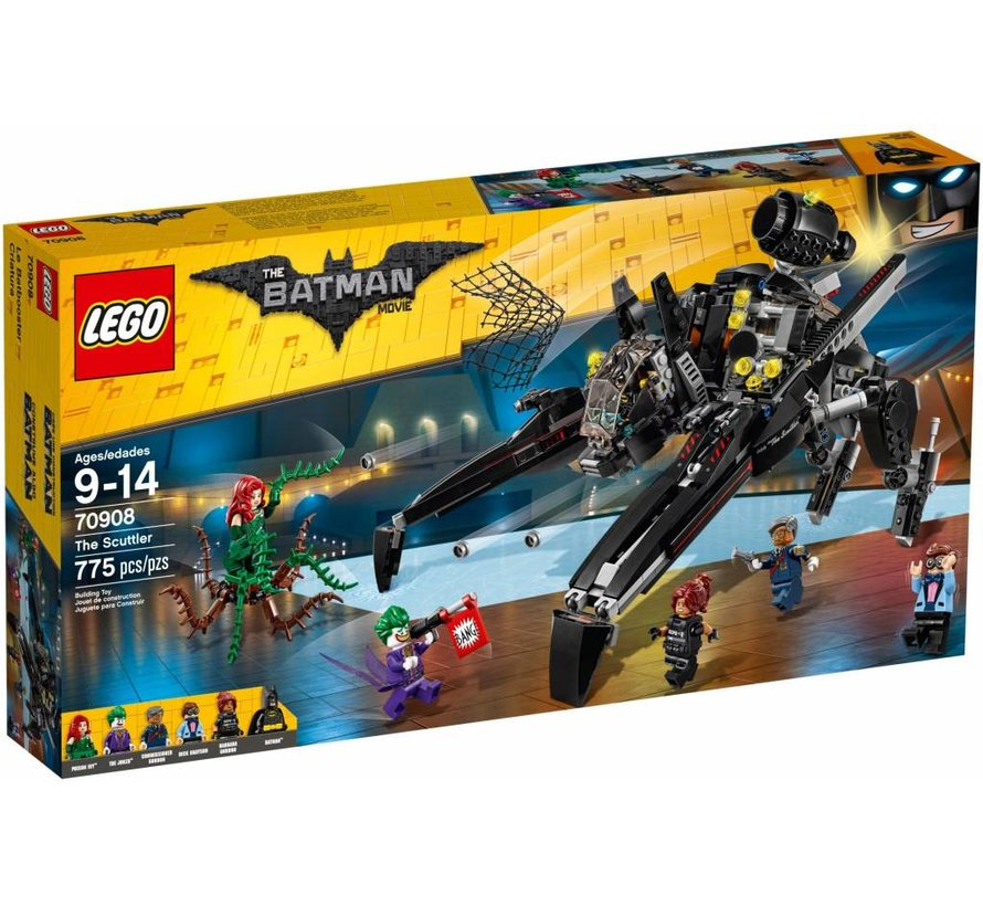 70908 Batman Movie De Scuttler