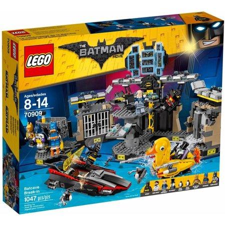 LEGO 70909 Batman Movie Batcave Inbraak