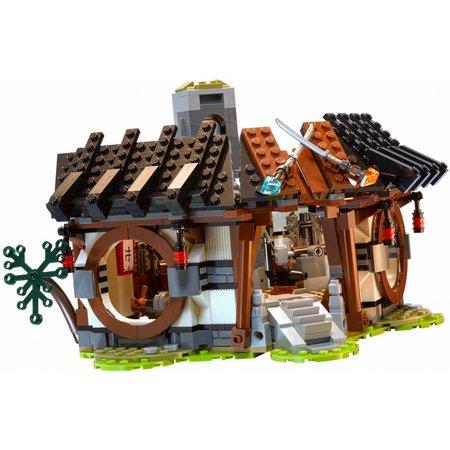LEGO 70627 Ninjago Drakensmederij