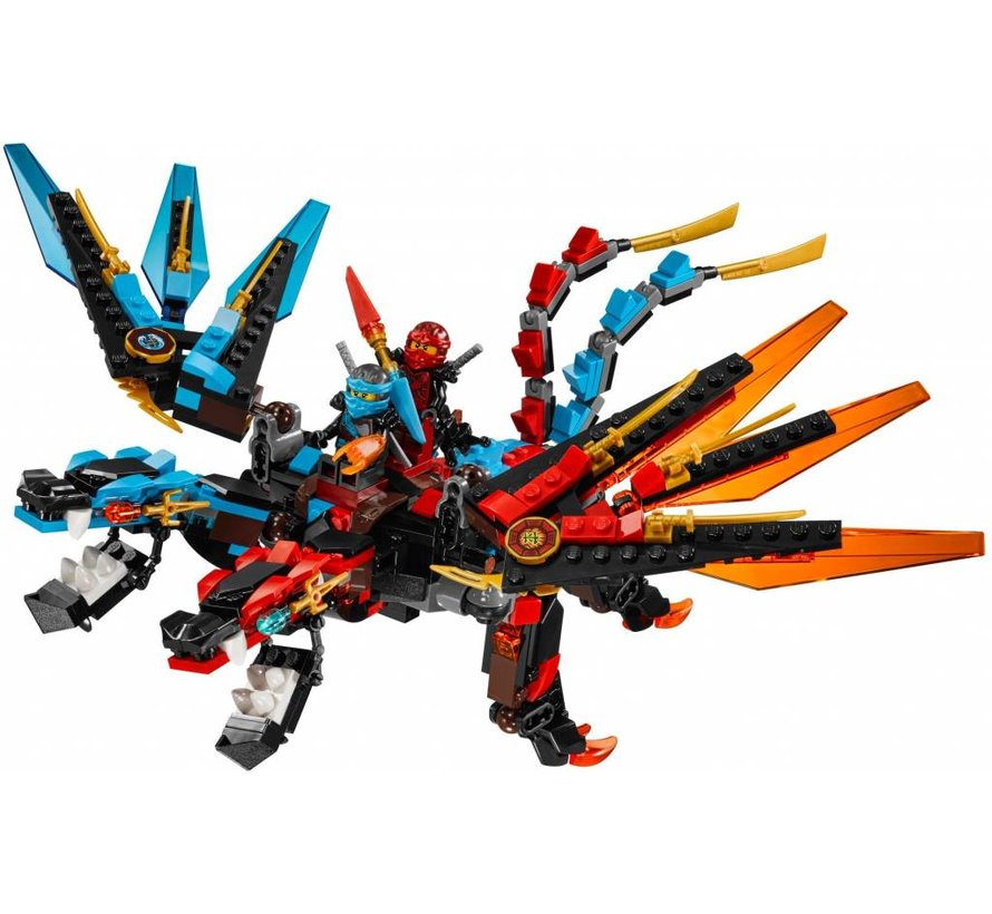 70627 Ninjago Drakensmederij