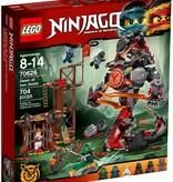 LEGO 70626 Ninjago De komst van de Iron Doom