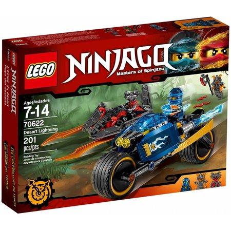 LEGO 70622 Ninjago Woestijnstrijders
