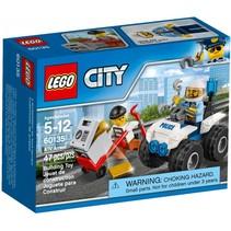 60135 City ATV-arrestatie