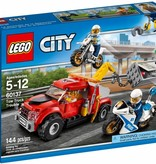 LEGO 60137 City Sleeptruck probleem