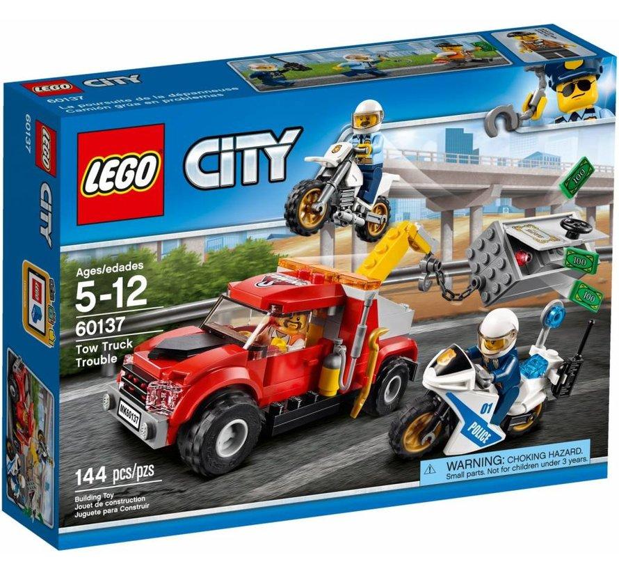 60137 City Sleeptruck probleem