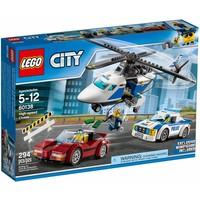60138 City Snelle achtervolging