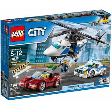 LEGO 60138 City Snelle achtervolging
