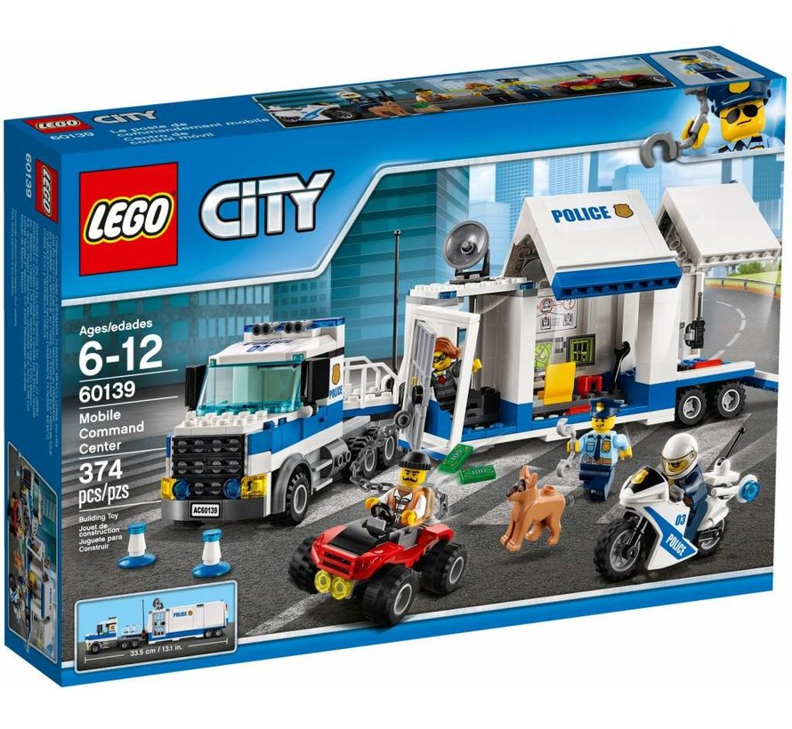 60139 City Mobiele commandocentrale