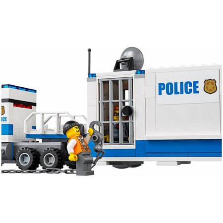 LEGO 60139 City Mobiele commandocentrale
