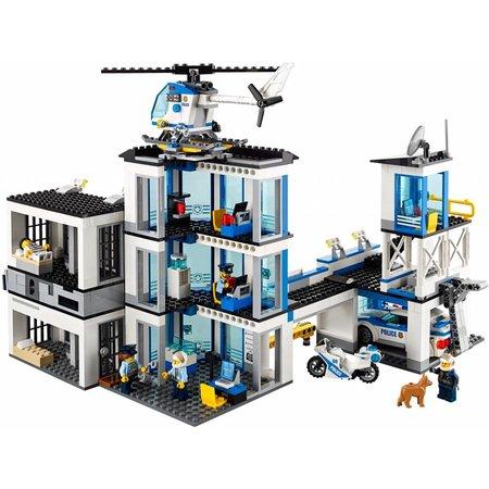 LEGO 60141 City Politiebureau