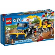 60152 City Veeg- en graafmachine