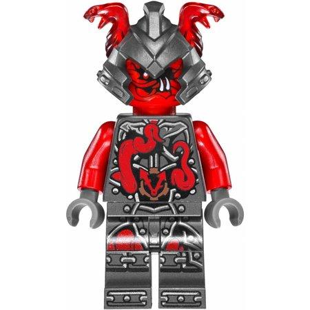 LEGO 70621 Ninjago  Vermillion aanval