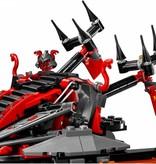 LEGO 70624 Ninjago Vermillion invasievoertuig