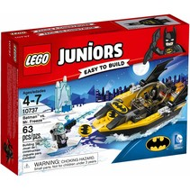 10737 Juniors Batman vs Mr. Freeze