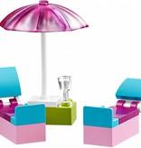 LEGO 10747 Juniors Andrea en Stephanies strandvakantie