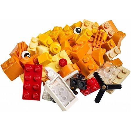 LEGO 10709 Classic Oranje creatieve doos