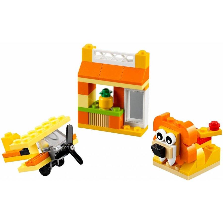 10709 Classic Oranje creatieve doos