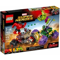 76078 Super Heroes Hulk vs Red Hulk