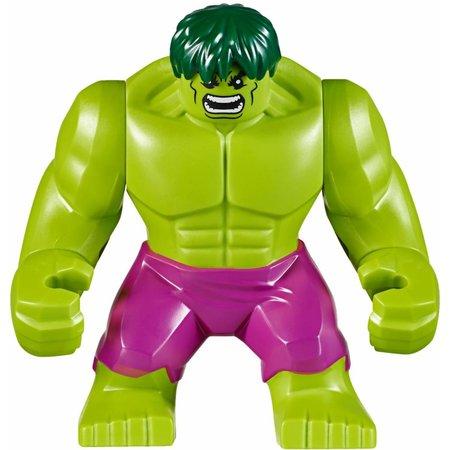 LEGO 76078 Super Heroes Hulk vs Red Hulk