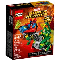 76071 Super Heroes Mighty Micros: Spider-Man vs Scorpion