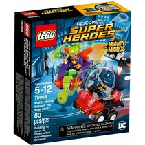 76069 Super Heroes Mighty Micros: Batman vs Killer Moth