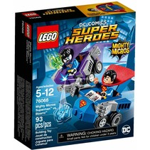 76068 Super Heroes Mighty Micros: Superman vs Bizarro