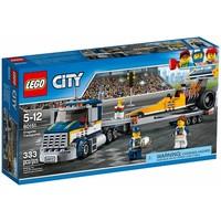 60151 City Dragster transportvoertuig