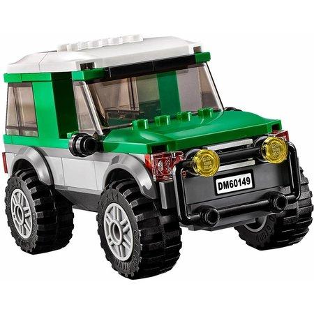 LEGO 60149 City Pickup 4 x 4 met catamaran