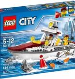 LEGO 60147 City Vissersboot