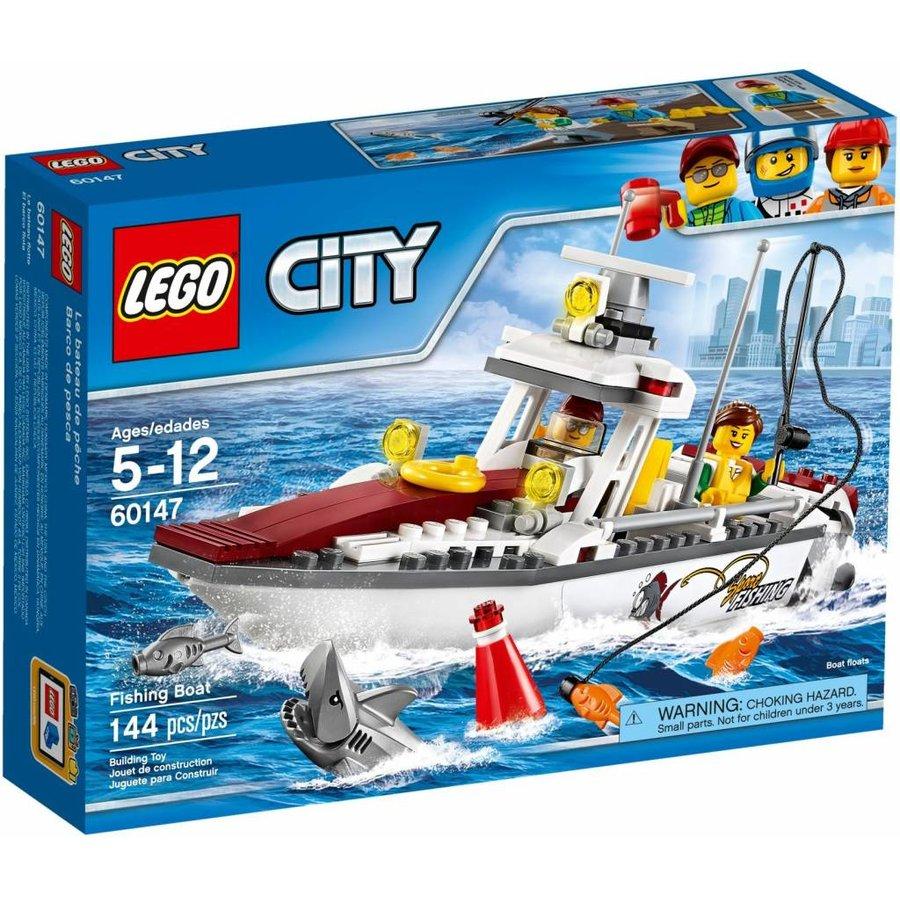 60147 City Vissersboot