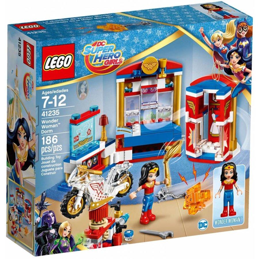 41235 Super Hero Girls Wonder Woman Nachtverblijf