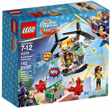 LEGO 41234 Super Hero Girls Bumblebee Helikopter