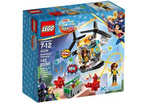 41234 Super Hero Girls Bumblebee Helikopter