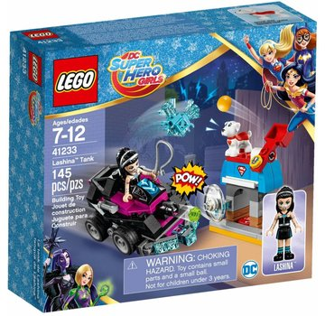 LEGO 41233 Super Hero Girls Lashina Tank