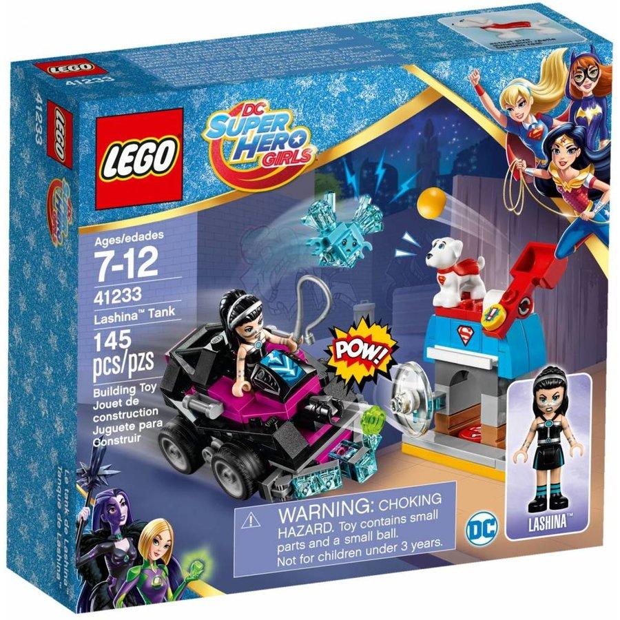 41233 Super Hero Girls Lashina Tank