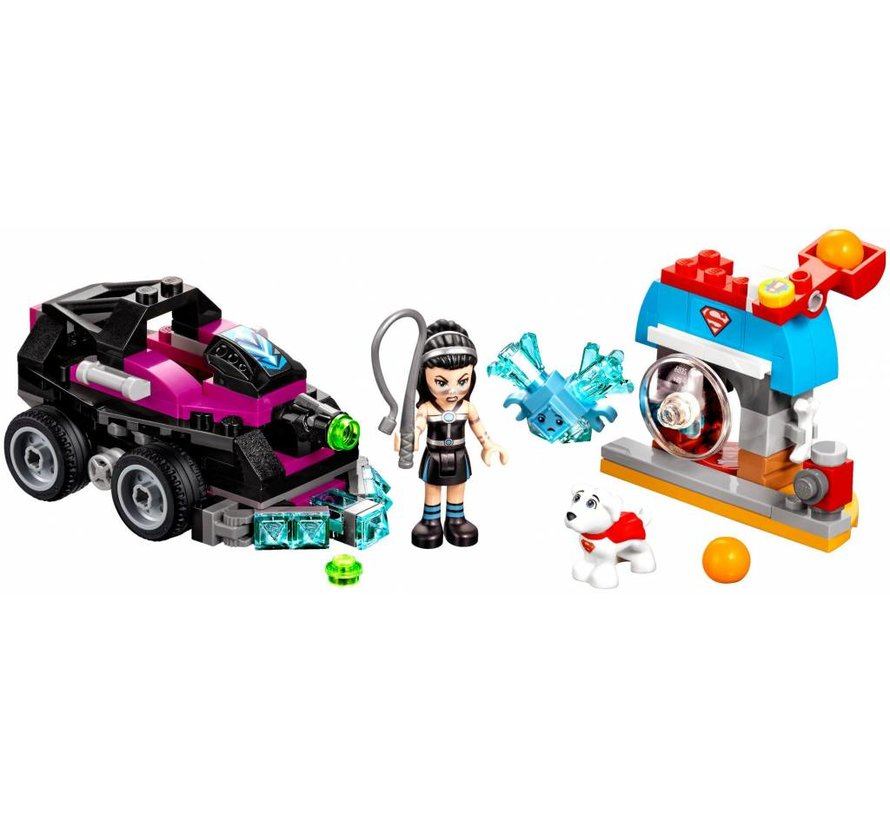 41233 Super Hero Girls Lashina Tank