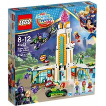 41232 Super Hero Girls Superheldenschool