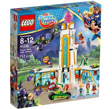 LEGO 41232 Super Hero Girls Superheldenschool