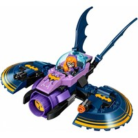 41230 Super Hero Girls  Batgirl Batjet Achtervolging