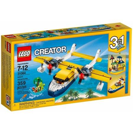 LEGO 31064 Creator Eiland-avonturen