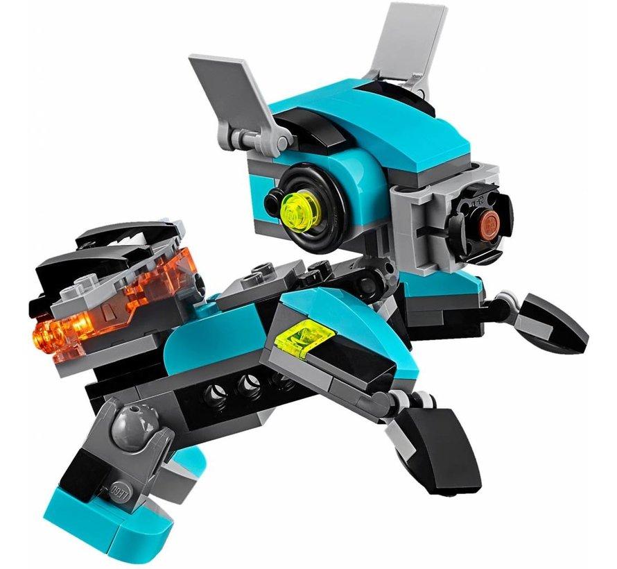 31062 Creator Robotverkenner