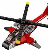 LEGO 31057 Creator Rode helikopter
