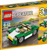 LEGO 31056 Creator Groene sportwagen
