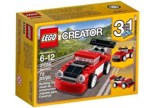 31055 Creator Rode racewagen