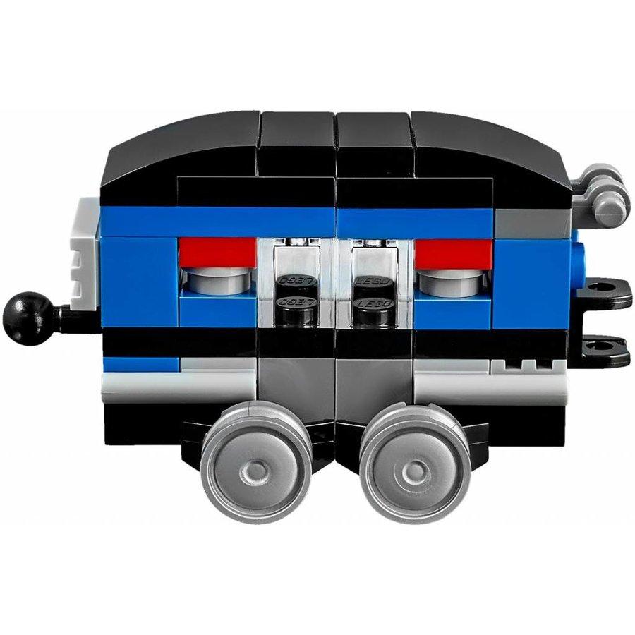 31054 Creator Blauwe trein