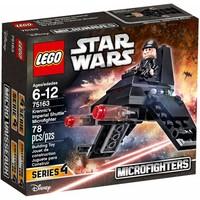 75163 Star Wars Krennic's Imperial Shuttle