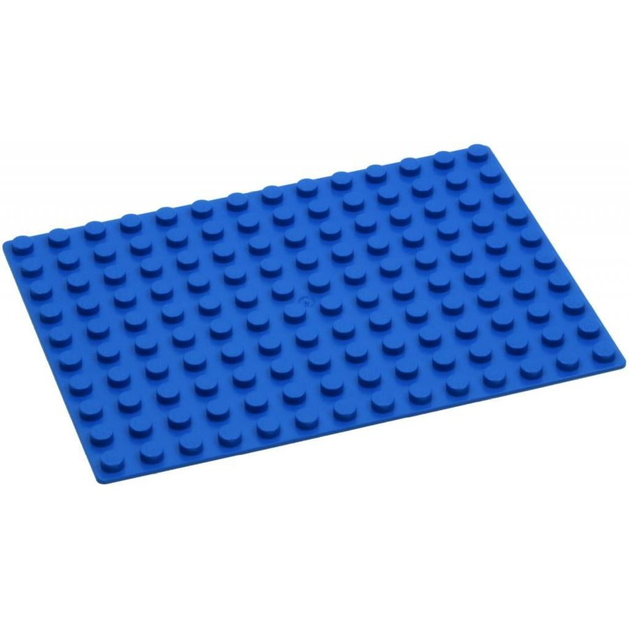 420275 Grondplaat blauw 140