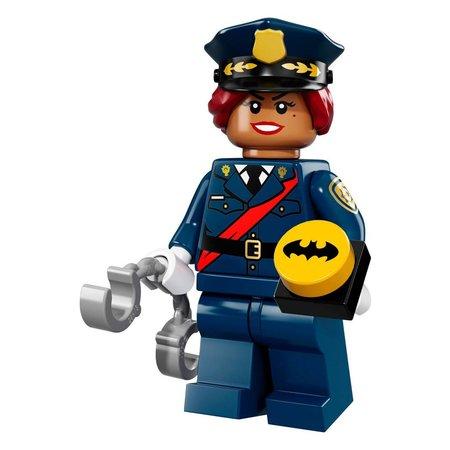 LEGO 71017-006 Barbara Gordon