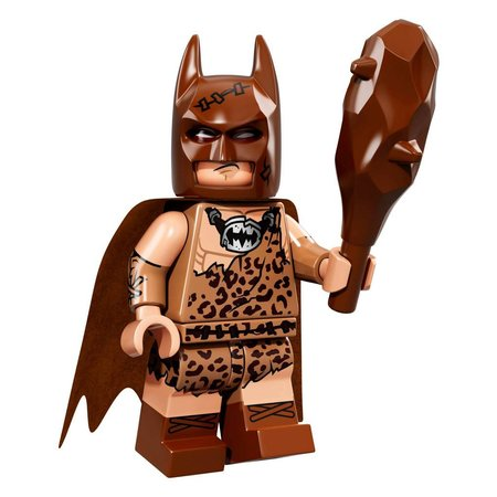 LEGO 71017-004 Clan of the Cave Batman